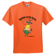 Hooked on the River Tshirt